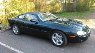 1997 Jaguar Xk8 Base Coupe 2 - Door 4.  0l photo