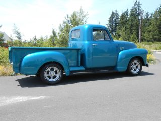 1951 Chevrolet 3100 - - Shortbed - Hotrod - Streetrod photo