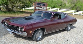 1970 Ford Torino Gt 7.  0l photo