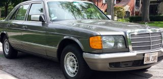 1982 300sd Turbo Diesel Classic European Touring Sedan photo