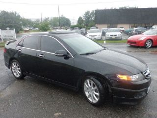 2007 Acura Tsx Base Sedan 4 - Door 2.  4l photo
