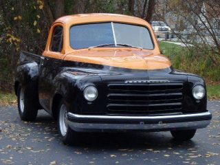 1953 Studebaker 2r Custom Half Ton Pick - Up Truck.  Hot Rod 350 Chevy Small Block photo