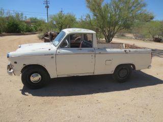1964 Vintage Nissan Datsun El Camino Pickup Truck photo