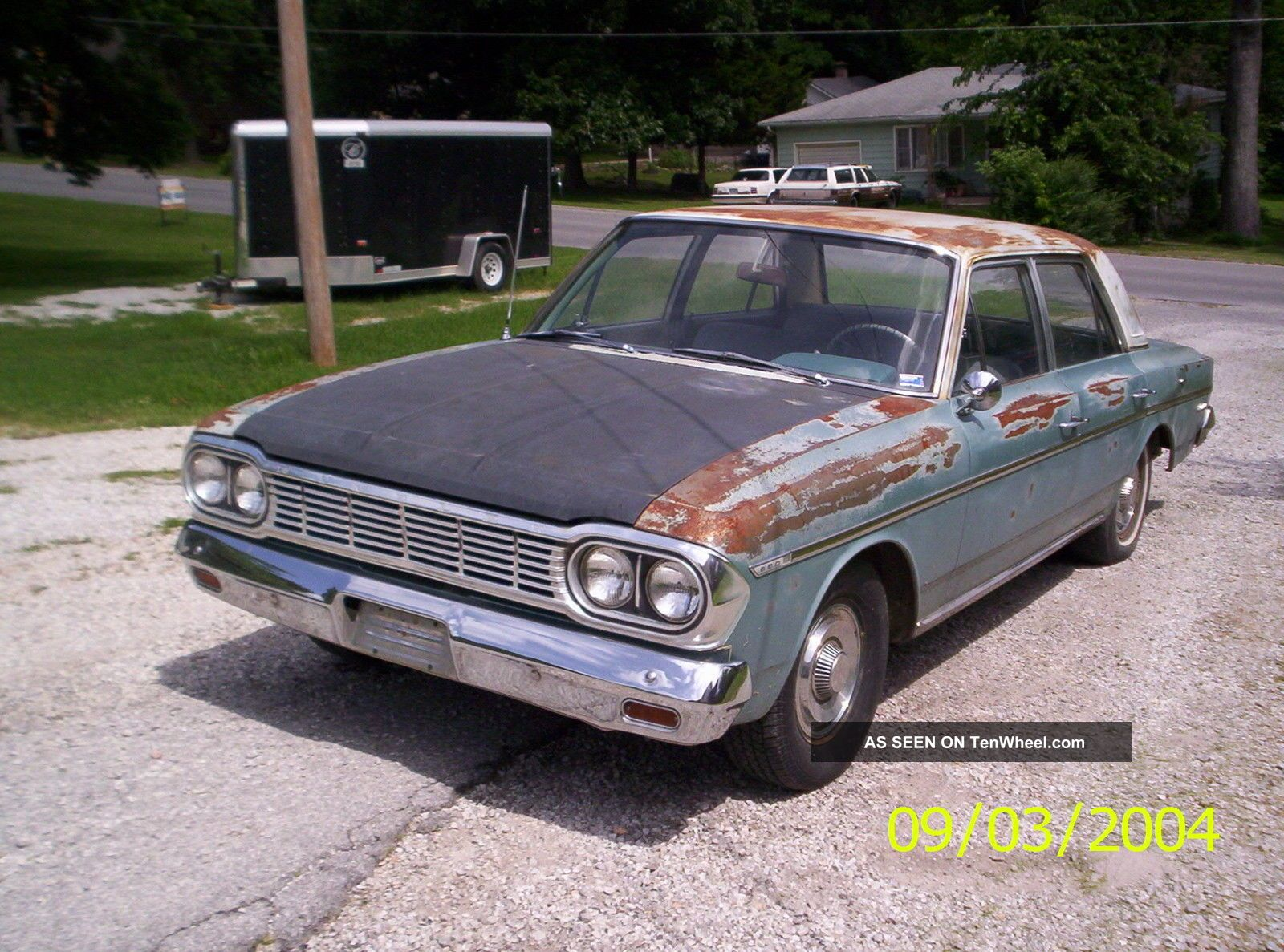 American Motor Rambler 660 Classic 1964 AMC photo