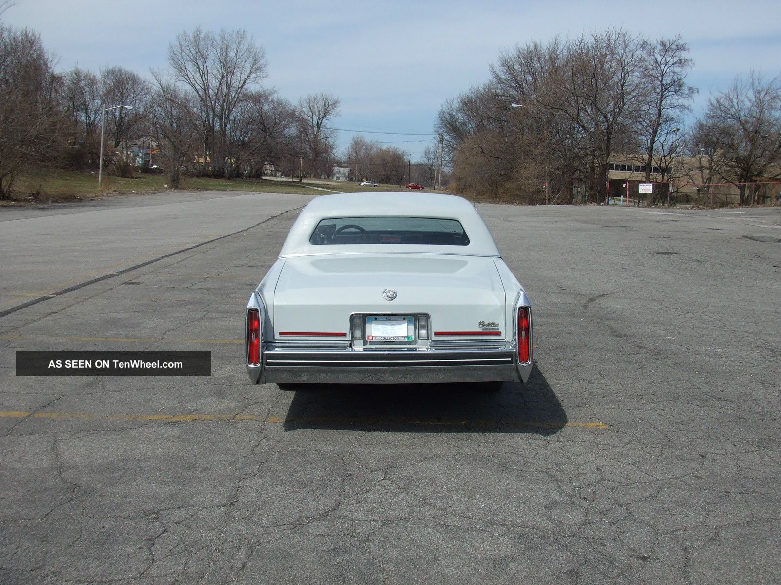 1989 cadillac fleetwood brougham fleetwood photo 15. Cars Review. Best American Auto & Cars Review
