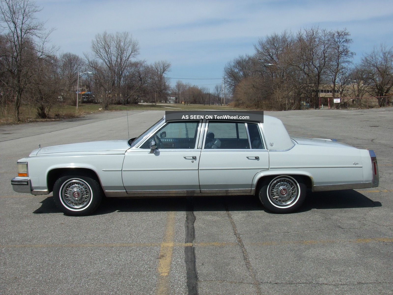 1989 Cadillac Fleetwood Brougham Fleetwood photo