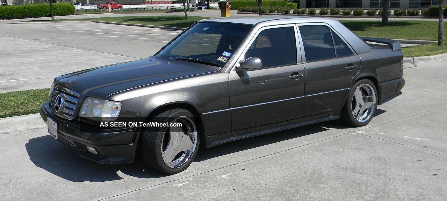 1991 Mercedes Benz 300e Base Sedan 4 Door 3 0l