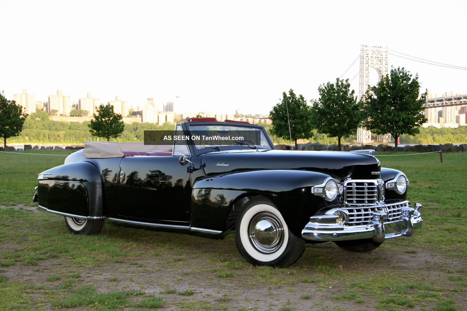 1947 Lincoln Continental Convertible Continental photo