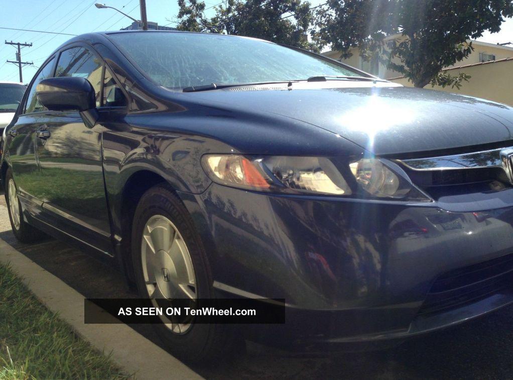 Honda Civic Hybrid 2008 Civic photo