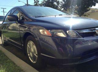 Honda Civic Hybrid 2008 photo