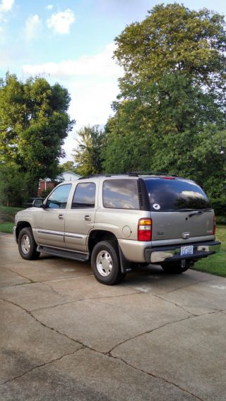 2003 Gmc Yukon Sport Utility 4 - Door 5.  3l photo