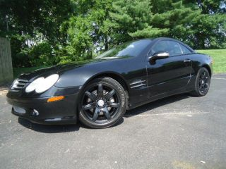 2003 Mercedes Benz Sl500 Convertible Hard Top Only 38k photo