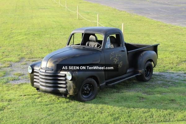 1951 Chevy Truck Rat Rod Shop Truck Other Pickups photo