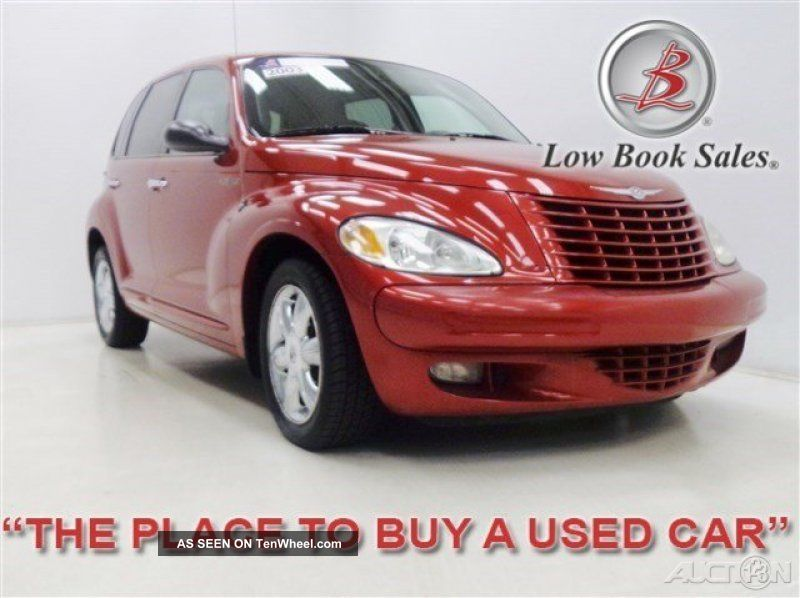 2003 Touring 2.  4l I4 16v Fwd Suv Keyless Entry PT Cruiser photo