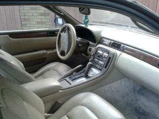 1992 Lexus Sc400 Base Coupe 2 - Door 4.  0l photo