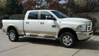 2011 Ram 2500 Laramie Longhorn Crew Cab Pickup 4 - Door 6.  7l - $25000 photo