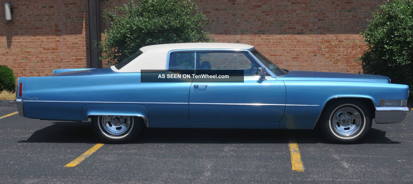 1970 Coup Deville Cadillac,  Beautuful Body,  Great Interior,  Fully Loaded DeVille photo