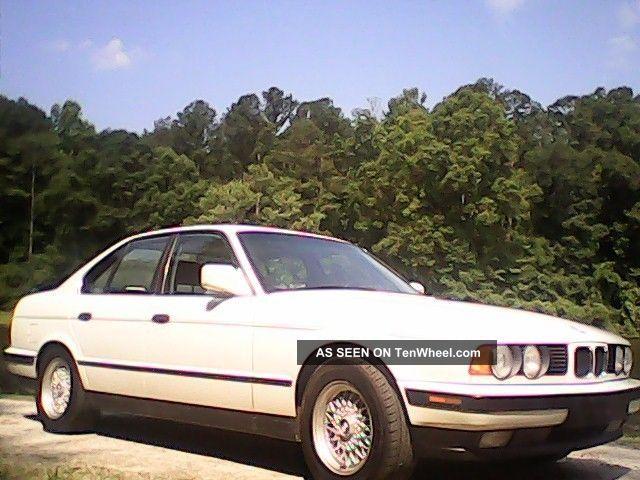 Classic 1990 535i Beauty 5-Series photo