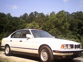 Classic 1990 535i Beauty photo