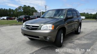 2002 Mazda Tribute Lx Sport Utility 4 - Door 3.  0l photo