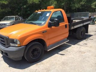 2004 Ford F - 350 Sper Duty Xl,  Work Truck photo