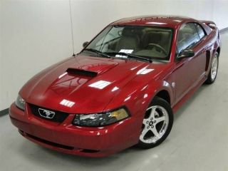 2004 Ford Mustang Gt Coupe 2 - Door 4.  6l photo