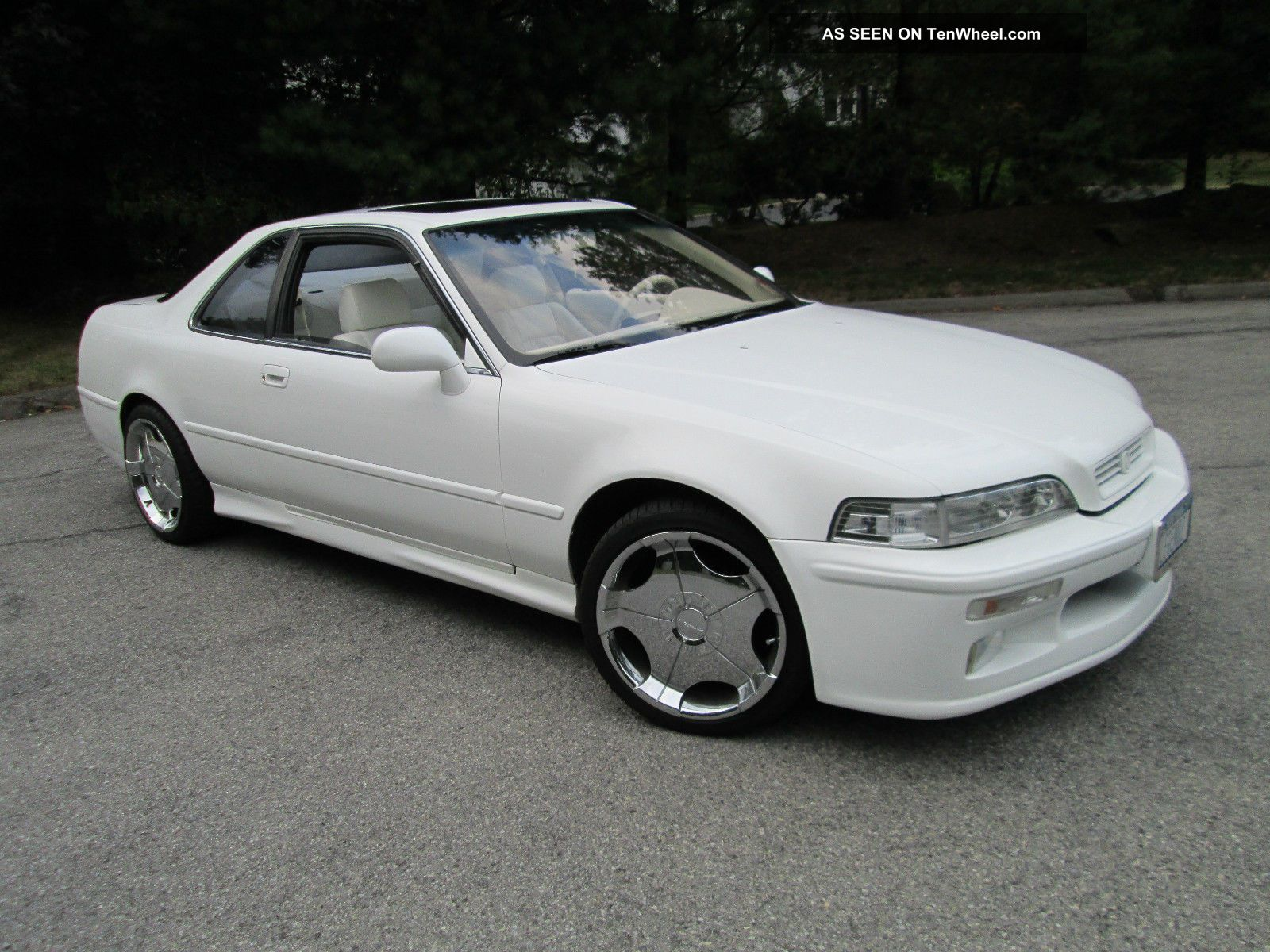 1991 Acura Legend L Coupe 2 - Door 3.  2l Legend photo