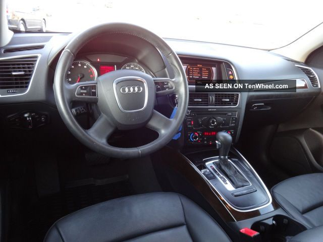 2011 audi q5 2 0t quattro premium plus luxury suv. Black Bedroom Furniture Sets. Home Design Ideas