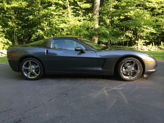 2010 Chevrolet Corvette Coupe photo