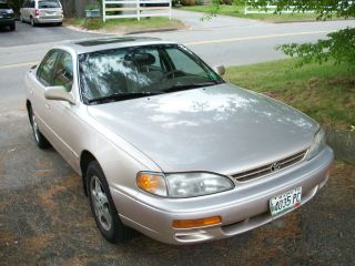 1996 Toyota Camry Camry V6le Gold Chrome Wheels Automatic 3l V6 photo