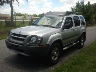 2004 Nissan Xterra Xe 3.  3l Car photo