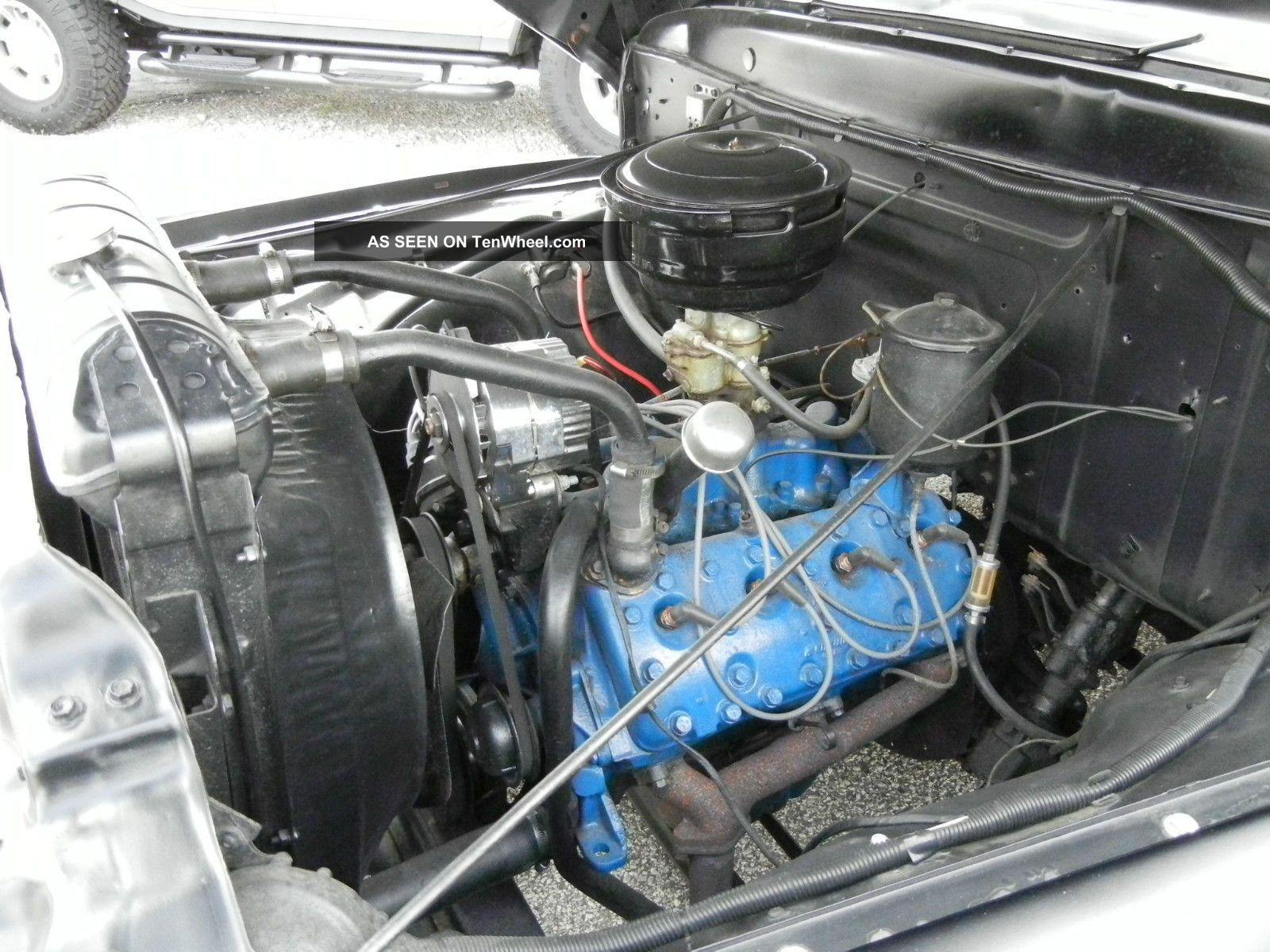 Ford Truck F Flathead V Lgw on 1953 Cadillac V8 Engine