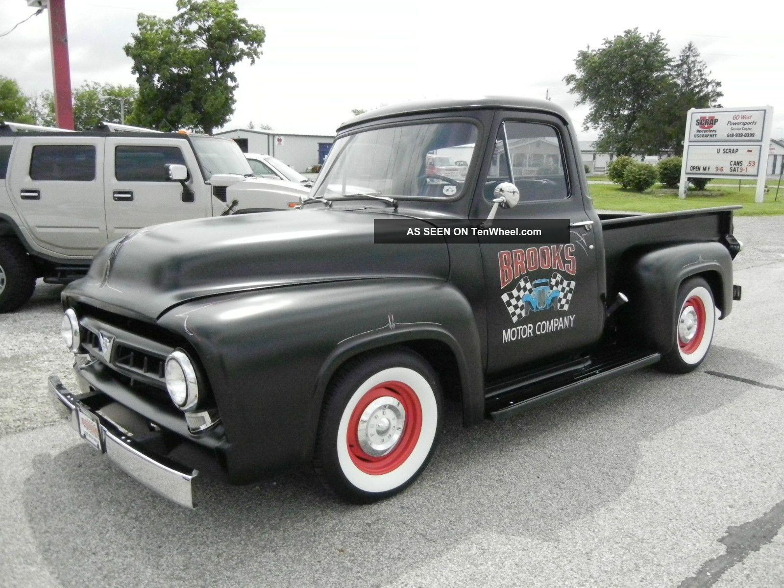 1953 Ford Truck F100 Flathead V8