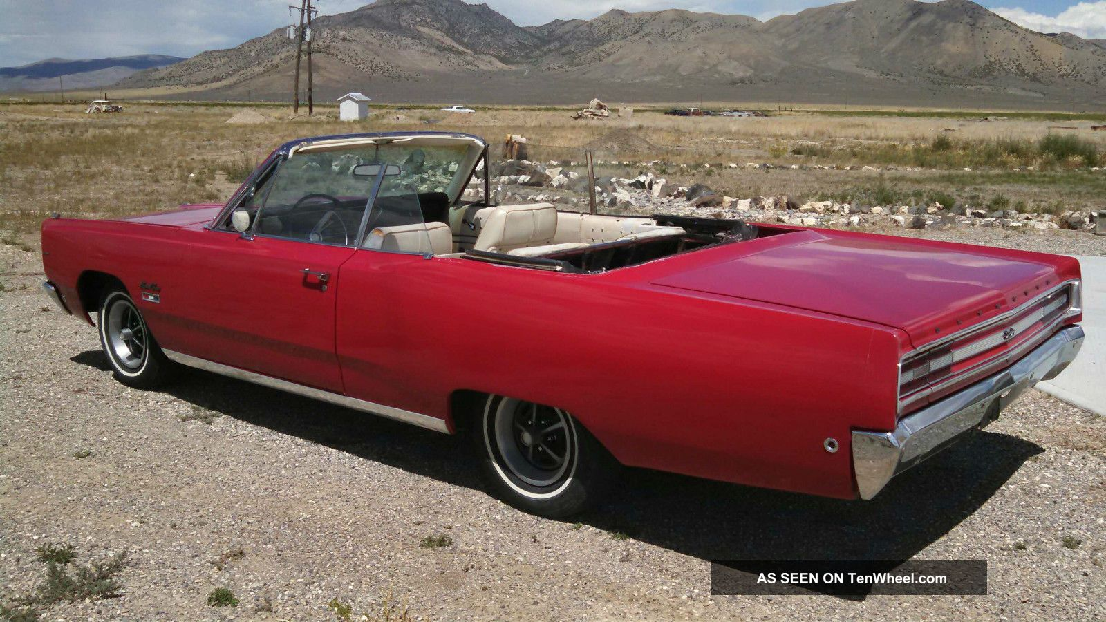 1968 Sport Fury Convertible Fury photo
