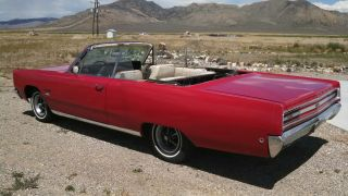 1968 Sport Fury Convertible photo