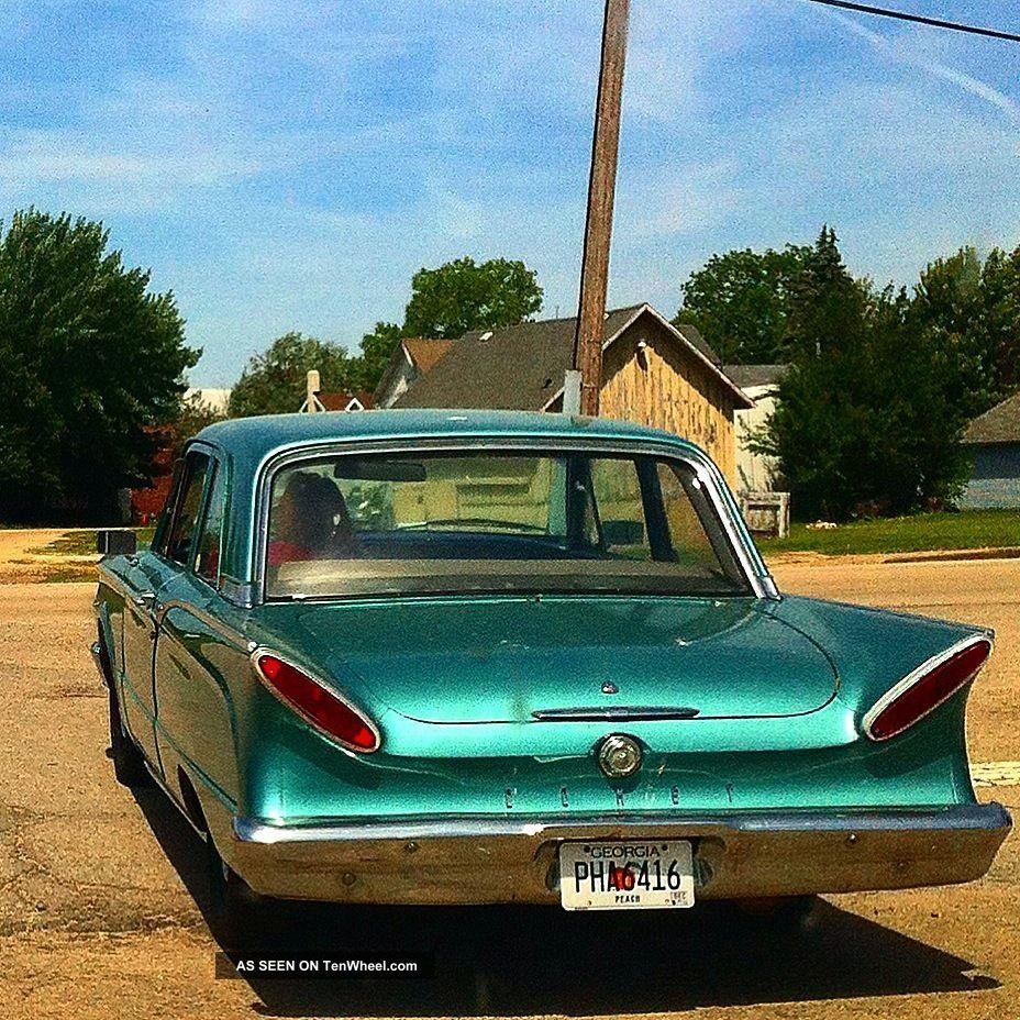1960 Comet (rare:
