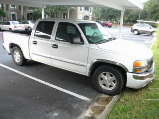 2006 Gmc Sierra 1500 4 Door Pick Up Truck With 5th Wheel Hook Up photo