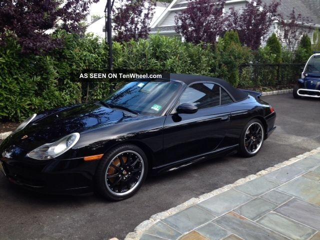 2000 Porsche 911 Carrera Convertible 2 - Door 3.  4l 911 photo