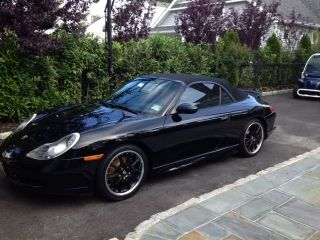 2000 Porsche 911 Carrera Convertible 2 - Door 3.  4l photo