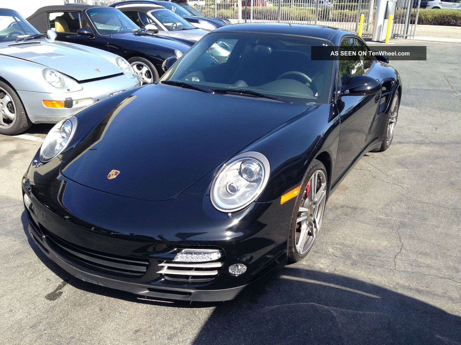 2013 Porsche 911 Turbo 911 photo