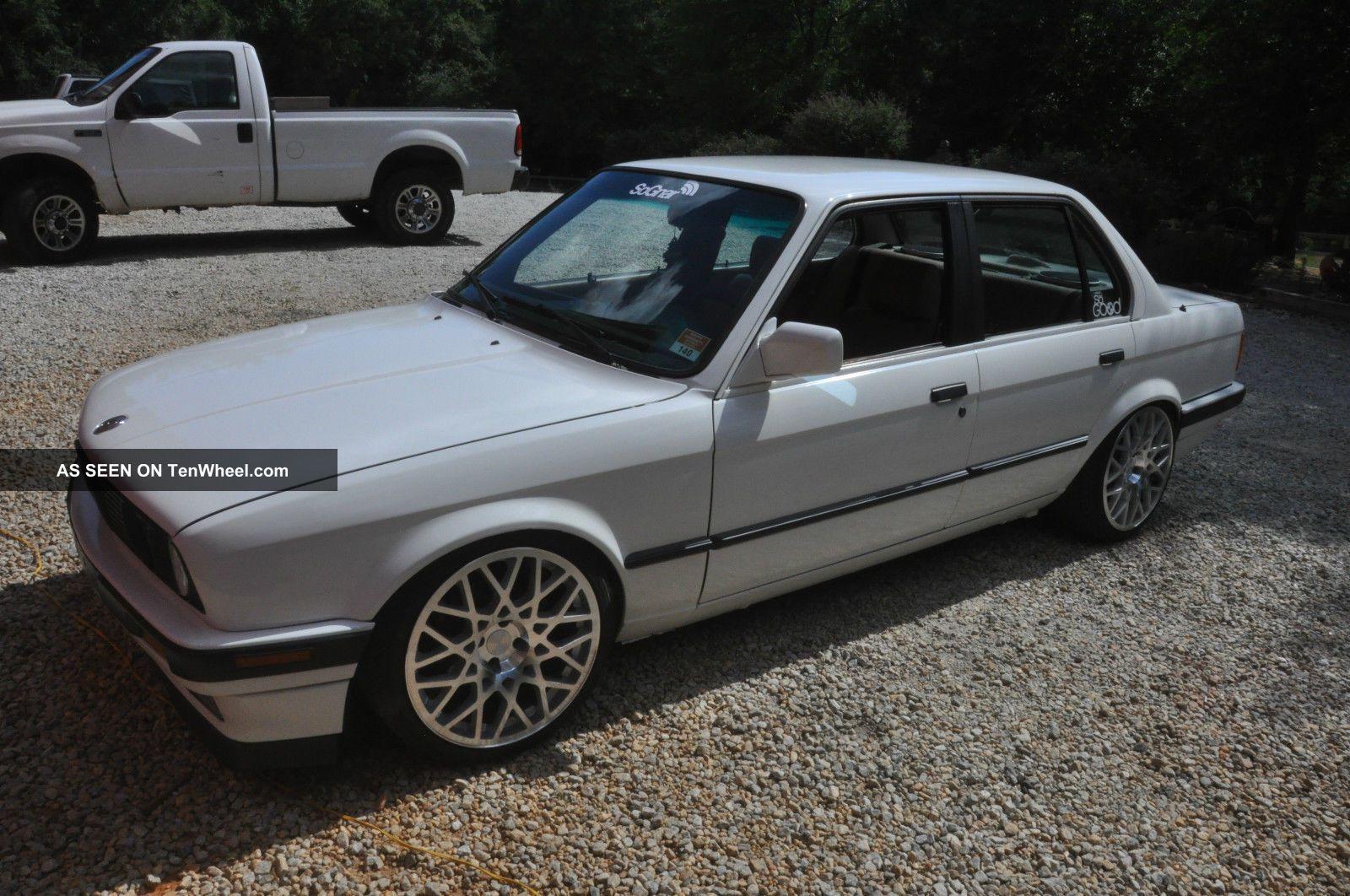 E30: 1991 Bmw 318i (m52 Swapped) 3-Series photo