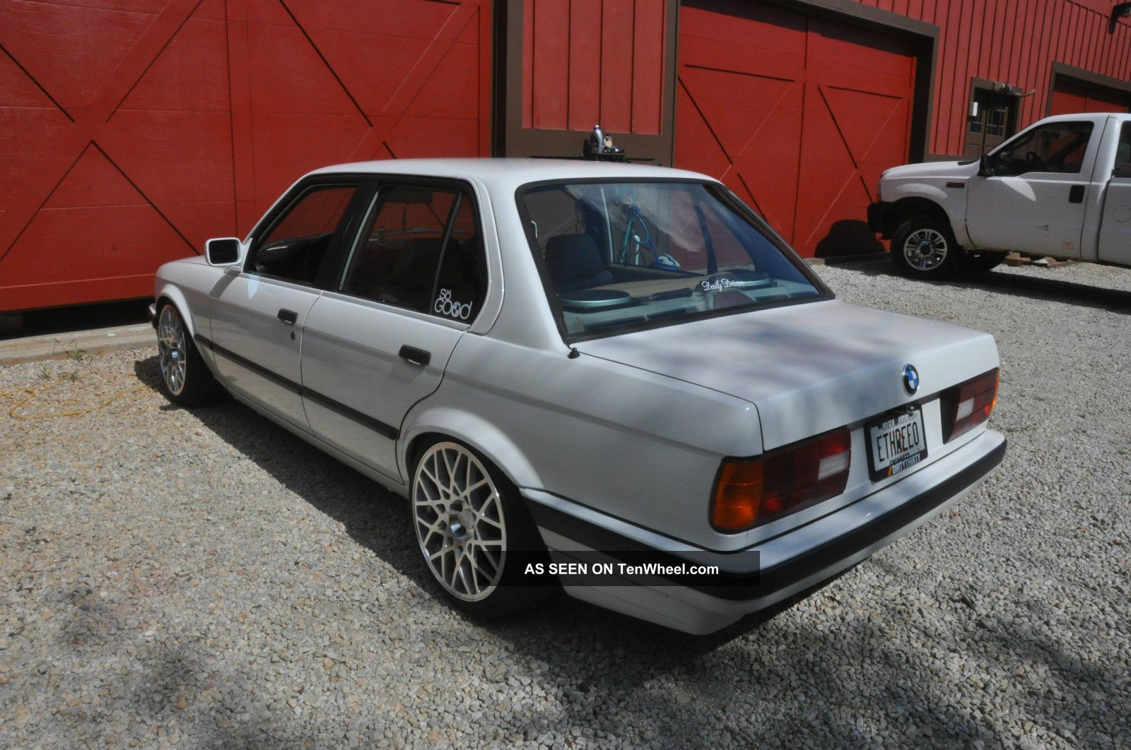 e30 1991 bmw 318i m52 swapped. Black Bedroom Furniture Sets. Home Design Ideas