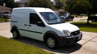 2012 Ford Transit Connect Xl Mini Cargo Van 4 - Door 2.  0l photo