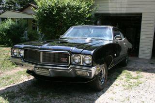 1970 Buick Skylark Custom Gs Clone photo