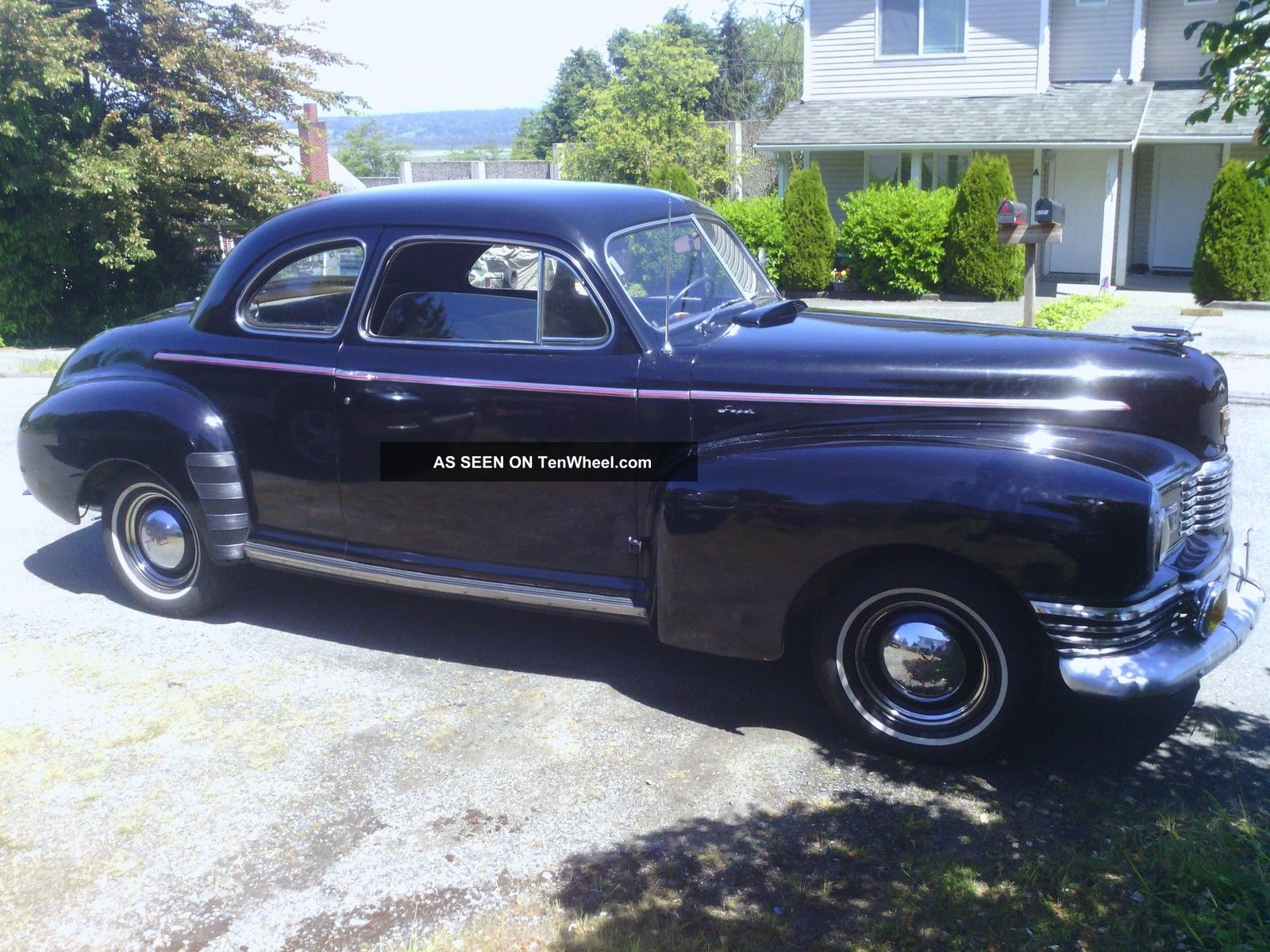 1947 mercury 4 door sedan rodsrelicsca autos post for 1946 mercury 4 door sedan