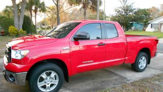 2010 Toyota Tundra Base Crew Cab Pickup 4 - Door 5.  7l photo