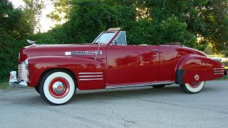 1941 Cadillac Convertible photo