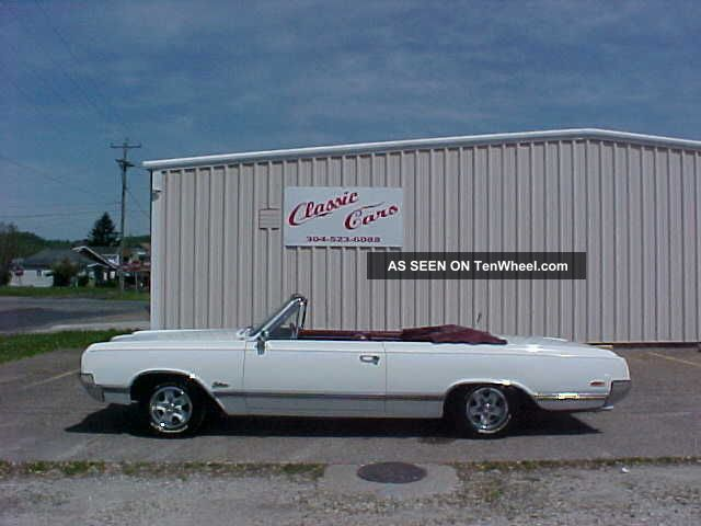 1965 Olds Cutlass Convertible Cutlass photo