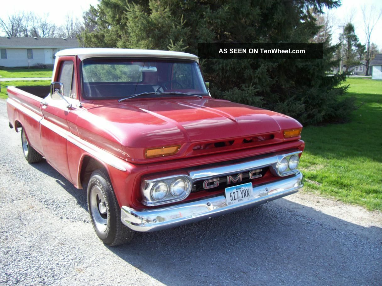 1966 Gmc 1500 Long Box Truck Other photo