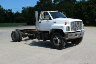 1996 Chevrolet Kodiak Cab And Chassis C7h042 photo
